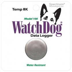 Data logger de Botón WatchDog Modelo 100 8K